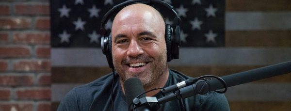 Joe Rogan. Foto: Spotify