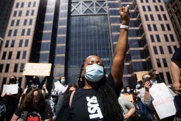 Protests Against Police Killings Spread Nationwide