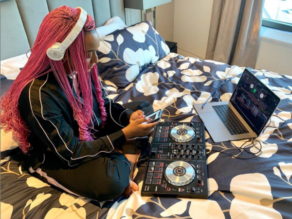 Apple Music is launching its first radio show in Africa with Nigerian DJ Cuppy