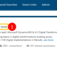 Create contacts in Dynamics 365 from LinkedIn Sales Navigator