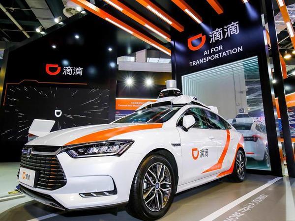 Softbank closes $500 million funding round for Didi's autonomous driving unit