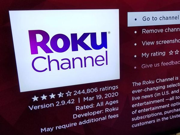 Roku Channel launches 100 free live TV channels in program guide