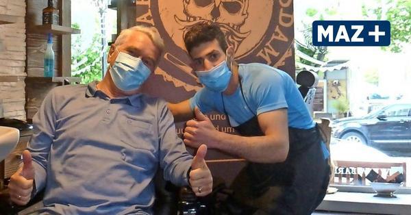 Beelitzer Friseur-Tourist entdeckt die heimischen Haarkünstler