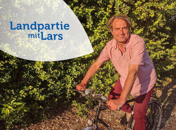 MAZ-Autor Lars Sittig erkundet Brandenburg vom Sattel aus.