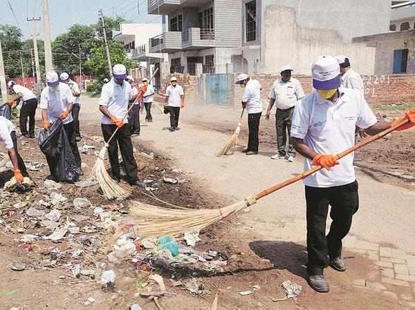 Ambikapur's 'women warriors' get top honours for making city garbage-free