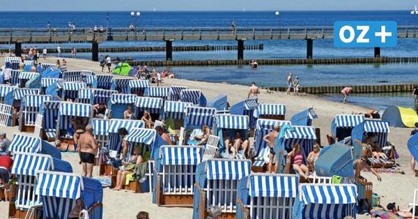 Absperrungen am Strand? Das bedeutet das Pfingstwochenende für den Sommer-Urlaub in MV