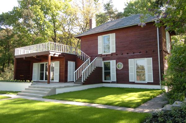 Einsteins Sommerhaus in Caputh. Foto: dpa