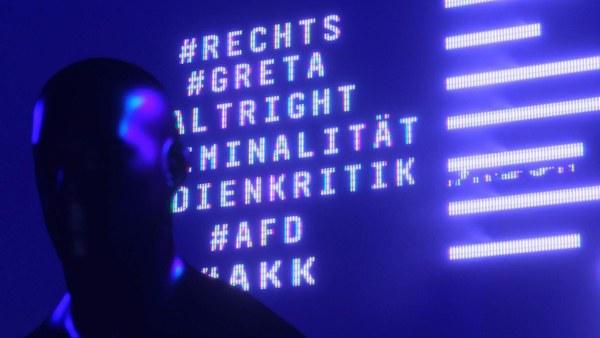 Rabiat: Infokrieger - Die neuen rechten Medienmacher   Video der Sendung vom 11.05.2020 21:05 Uhr (11.5.2020) mit Untertitel