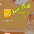 The 3 different Google Keep apps