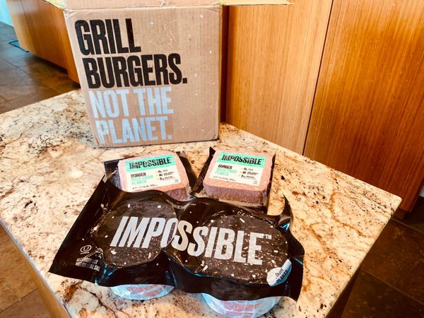 Impossible Launches Direct Consumer Sales So You Can Buy its Plant-Based Burgers in Bulk