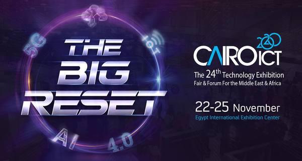 Cairo ICT 2020  22 – 25 November 2020 –  