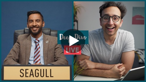 Mindset, Success and Resilience - Deep dive with Bobby Seagull