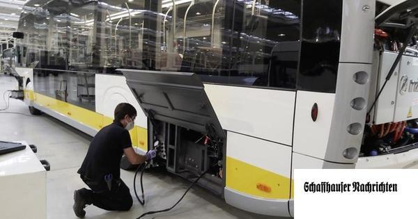 Wegen Corona: Erste Elektrobusse werden zwei Monate später geliefert