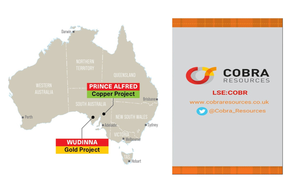 Cobra Resources PLC (COBR.L) Announcement of Year End Results
