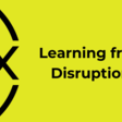 Peer Connect - Learning from Disruption Tues 9th June 12:00pm | Online Event