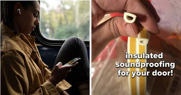 25 Products For Anyone Who Lives In A Noisy Apartment
