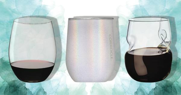 Less Broken Glass, More Vino —The Best Stemless Wine Glasses For Your Party
