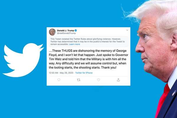 The Trump-Twitter War Shows That Section 230 Can Work Beautifully