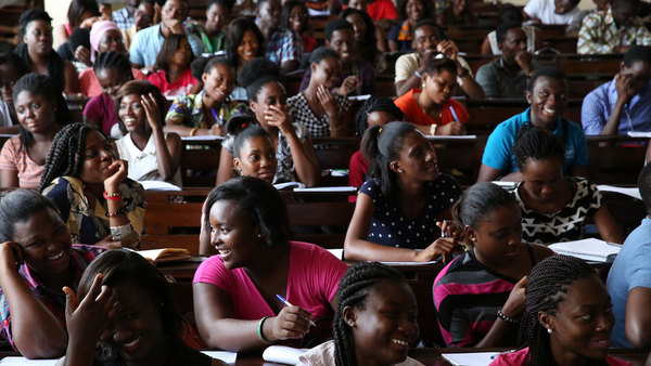 Without online learning platforms, a few Nigerian universities have switched to WhatsApp