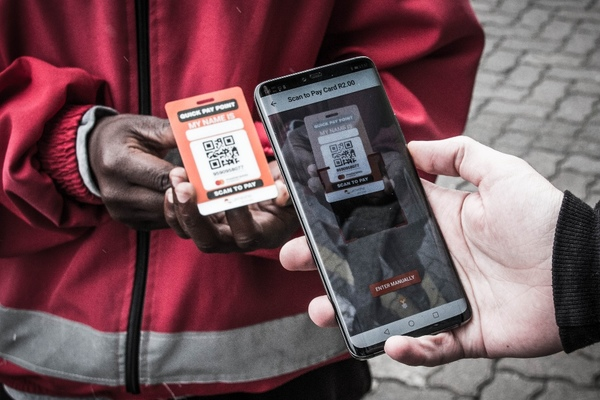 The victor and vanquished as mobile wallets battle cards for Africa's payments future