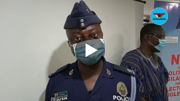 Election 2020: We will not allow miscreants, vigilantes to create a problem for the country - Police
