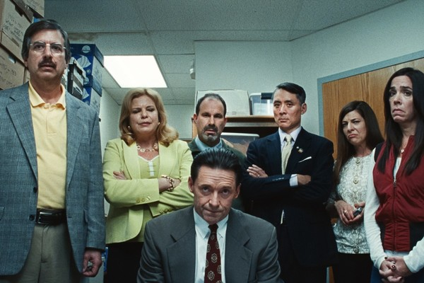 Cómo una película destinada a los Oscar es la favorita en los Emmy 2020