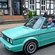 VW-Klassiker on Tour: So war die Ausfahrt mit dem Golf I Cabrio