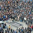Tausende demonstrieren in Dresden gegen Rassismus