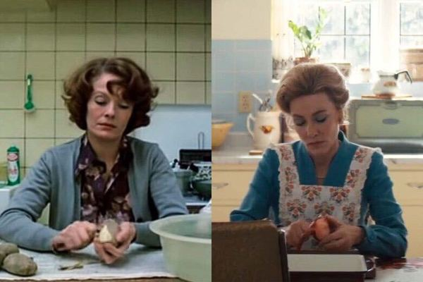 Mrs. America finale ending: The miniseries' final shot is an homage to Jeanne Dielman.