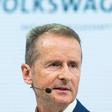 Konzernchef Diess gibt Führung von Kernmarke VW ab
