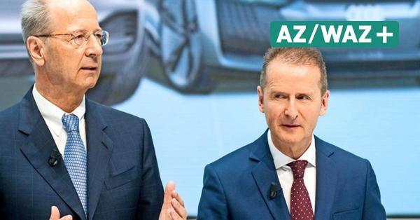 VW-Aufsichtsrat akzeptiert Entschuldigung von Herbert Diess