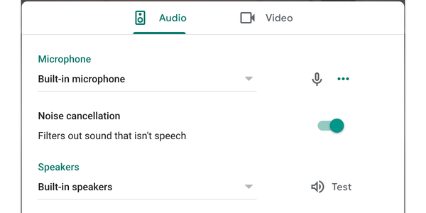 Google Meet noise cancellation is rolling out now — here's how it works