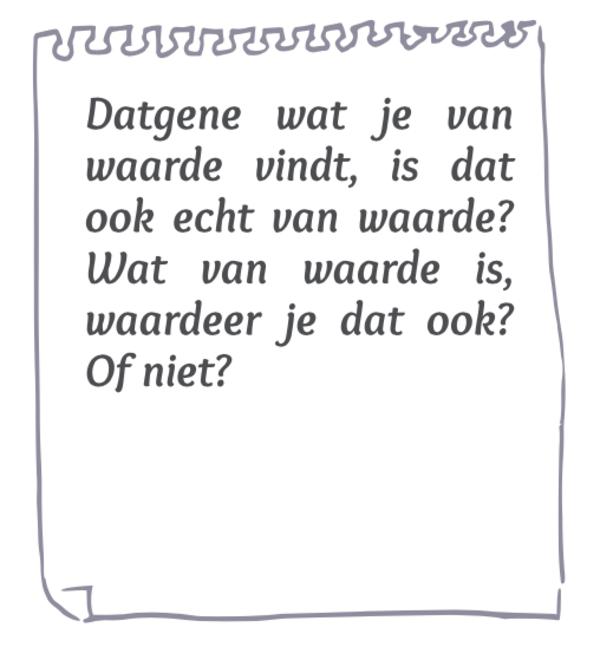 Illustratie: Roel Spooren (afbeelding uit het boek Disrupt Jezelf)