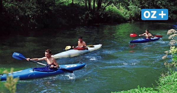 Wasser-Spaß auf Mecklenburgs längstem Fluss: Hier kann auf der Warnow gepaddelt werden
