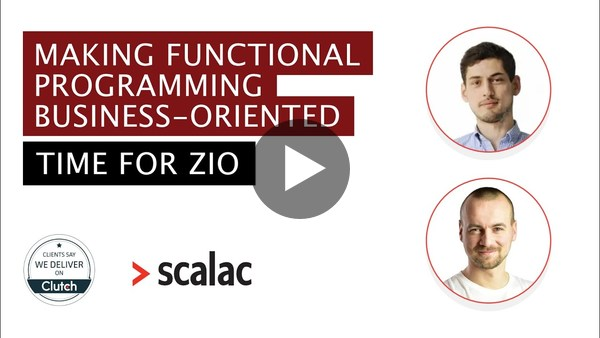 Why you should choose ZIO in your next project. Benefits of functional programming in ZIO