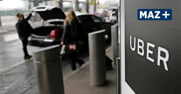 Uber startet Pilotprojekt in Falkensee