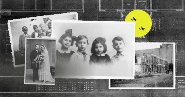 """""""Het laatste dat mijn moeder zei, is dat ik even moet vergeten dat ik een Joodse jongen ben"""""""