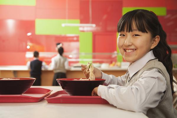 Voor veel Aziaten is noedelsoep het perfecte lunchgerecht.