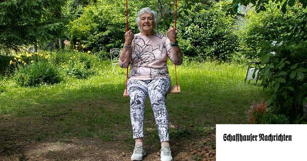 Mit 95 Jahren einen Kindheitswunsch erfüllt