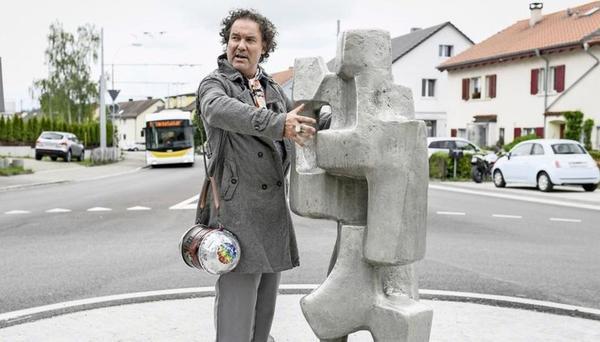 «Diese Skulptur umarmt einen»