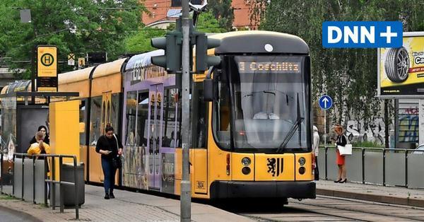 2021 geht es los: So wollen die Dresdner Verkehrsbetriebe die Großenhainer Straße umbauen