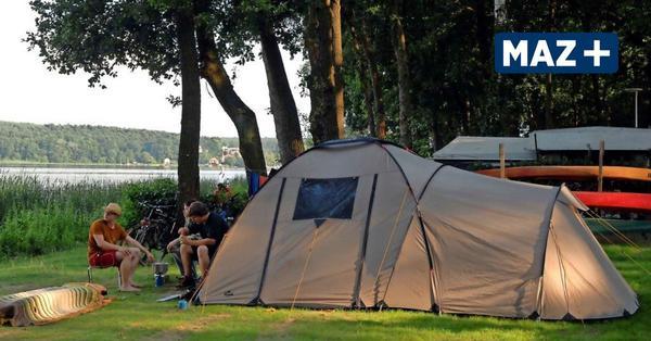 Corona-Lockerungen: So erwachen die Campingplätze in und um Potsdam