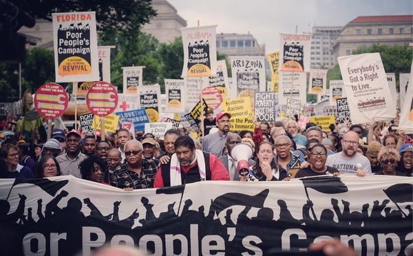 Open Letter to Our Nations' Lawmakers on Systemic Racism – Poor People's Campaign