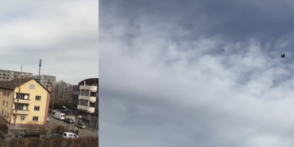 Researchers train drones to perform flips, rolls, and loops with AI