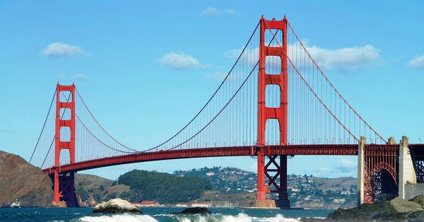 Why the Golden Gate Bridge was singing - Curbed SF