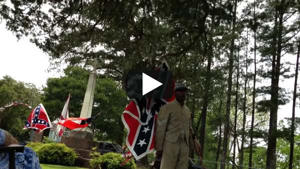 African American Confederates