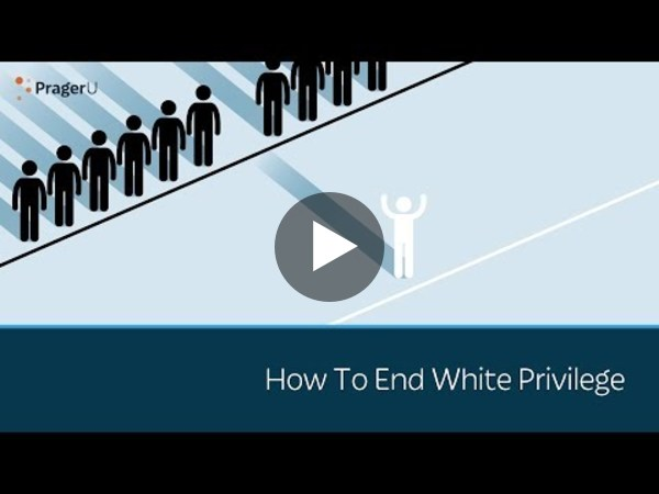 How To End White Privilege