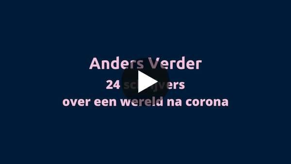 Anders Verder, een compilatie van interviews met aantal schrijvers on Vimeo