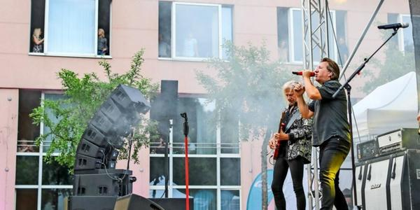 Feiern im Hotelzimmer: So war das ungewöhnliche Karat-Konzert in Chemnitz