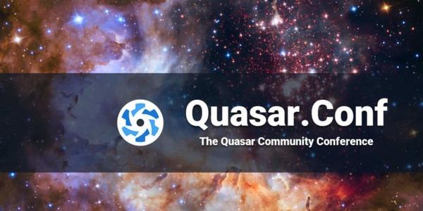 Introducing Quasar.Conf - Scott Molinari